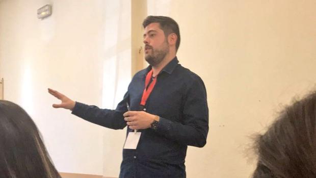Alejandro Díaz (Foto ABC)