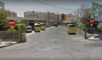 Estación de autobuses de Caravaca.