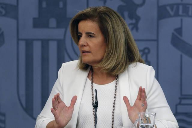 Fátima Báñez, en una foto de archivo.