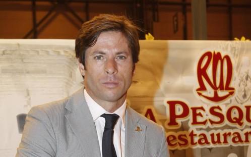 El torero Jose Antonio Canales Rivera en una imagen de archivo