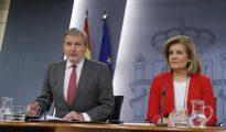 Rueda de prensa posterior al Consejo de Ministros