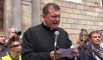 El Padre Custodio, todo un símbolo para los patriotas catalanes.