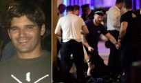 Ignacio Echeverría, de 39 años, fue visto en el suelo tras defender a una mujer con un monopatín