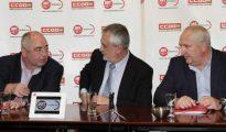 Griñán se reunió el pasado jueves con Pastrana (UGT) y Carbonero (CC.OO.)