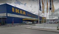 Tienda de Ikea en el Ensanche de Vallecas (ABC)