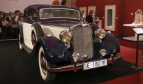 El Mercedes de Manolete