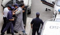 Operación antiyihadista de la Policía Nacional en Santa Coloma (Barcelona)