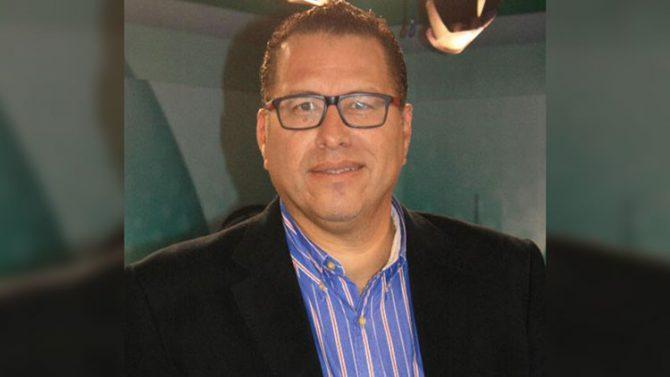 El periodista Philip Butters