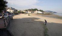 La playa donde ha tenido lugar el suceso