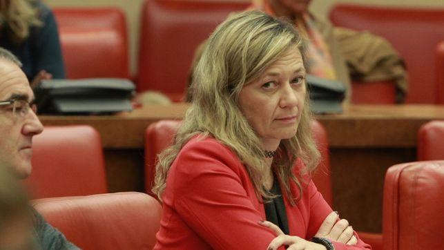 La jueza podemita Victoria Rosell, de Jueces para la Democracia.