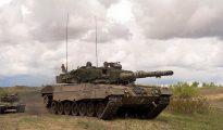 Los tanques Leopard