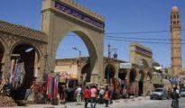 Las mujeres fueron atacadas cuando paseaban por el zoco de Nabeul