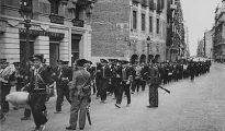 En 1934, la Guardia Civil se hizo cargo de la detención y custodia de los Mossos d´Esquadra