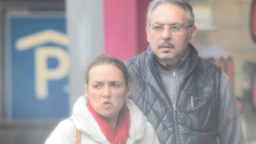 El matrimonio Zoran y Vaselinca Radosavljevic, líderes de la principal mafia serbia de robos en vivienda