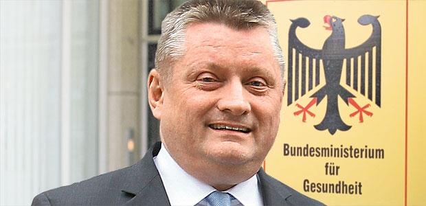 El ministro de Sanidad alemán, Hermann Gröhe
