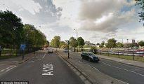 El incidente tuvo lugar en Burdett Road (foto), el 4 de julio