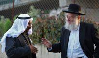 Musulmanes y judíos, aliados ayer y hoy.