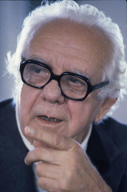 Zeno Saltini (1900-1981), fundador de Nomadelfia