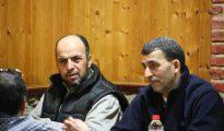 Abdelkarim Hagar e Isa brachach, presidente y vicepresidente de la Asociación Islámica de Ripollet (imagen InfoTalQual)