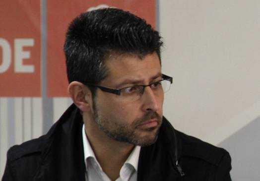 Toni González, alcalde socialista de Almussafes (Foto Las Provincias)