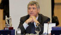 Ángel Villar, en una imagen de archivo durante un acto en Logroño