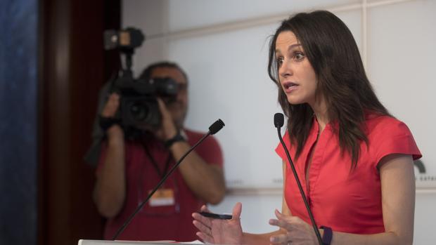 Inés Arrimadas.