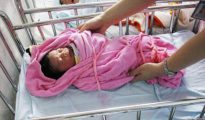 Hay unos 460.000 huérfanos en China, una cifra que se elevó especialmente en los años de la «política del hijo único»