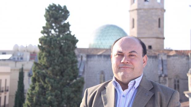 El concejal Diego Borrego