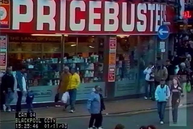 La niña fue vista por última vez en 2003 en la localidad británica de Blackpool.