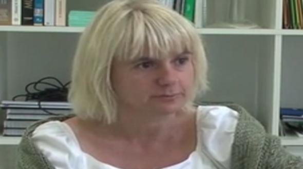 La concejal de Cultura, Montserrat Chacon (ERC)