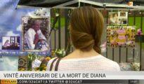 Para TV3, el 20 aniversario de la muerte de Diana es más importante que el aviso dado por la CIA a los Mossos sobre un atentado en Barcelona.