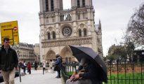La catedral de Notre Dame, uno de los símbolos de París (foto ABC)