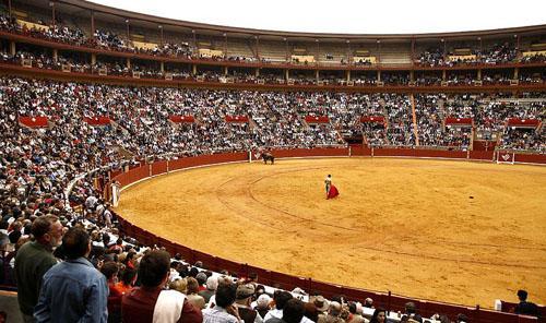 """Plaza de Toros de Salamanca """"La Glorieta"""","""