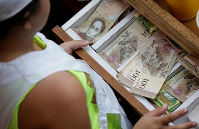 """""""En 2012 unos 200.000 residentes colombianos enviaban 498 millones de dólares en remesas desde Venezuela""""."""