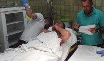 Manuel Díaz «El Cordobés», en la enfermería de la plaza - MUNDOTORO