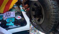 Cristales rotos y ruedas pinchadas (e--noticies)