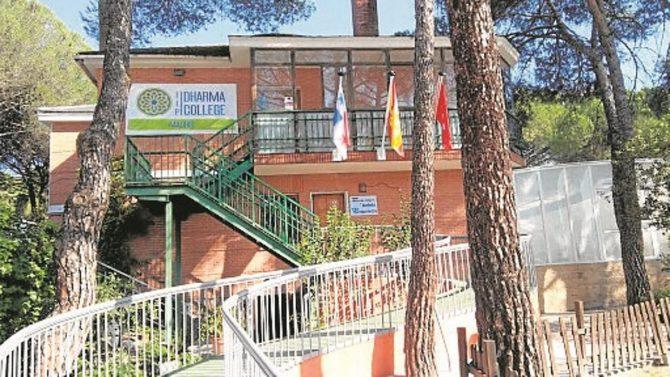 Centro Dharma en Pozuelo de Alarcón (Madrid)