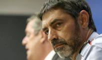 José Luis Trapero, jefe de los Mossos