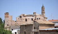 Letux, pueblo de la provincia de Zaragoza, en la actualidad.