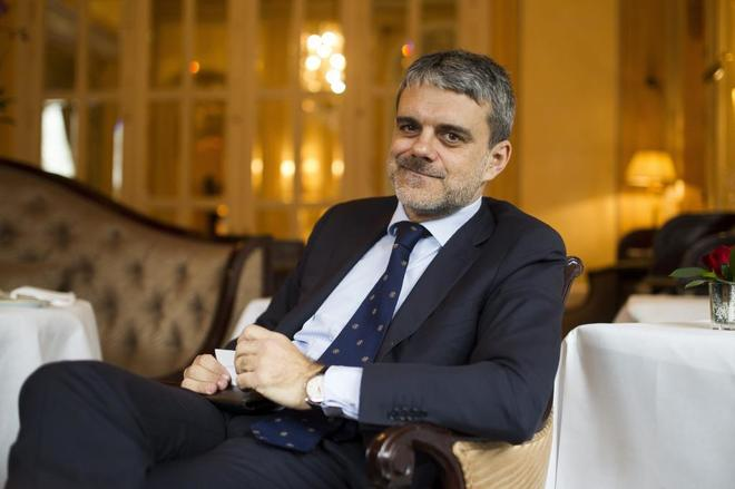 Jaime Malet, presidente de la Cámara de Comercio de EEUU en España.