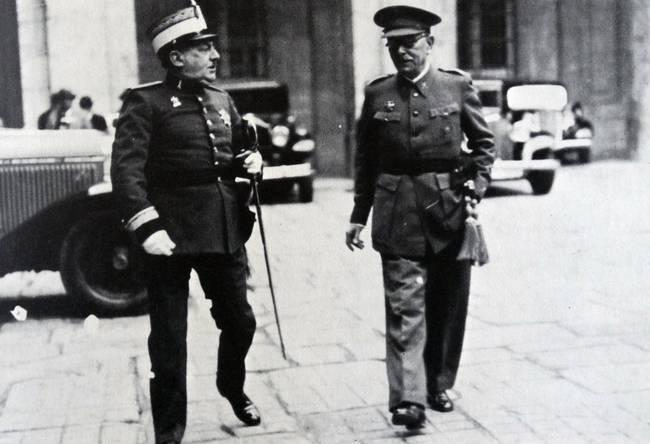 Carlos Masquelet Lacaci y Domingo Batet.