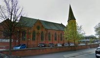 Mezquita de Manchester.