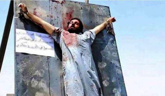 """""""Si amas a Jesús, entonces muere como Jesús"""""""