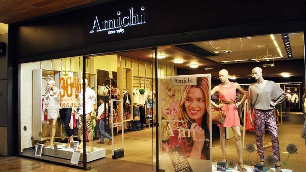 Amichi tiene 158 tiendas repartidas por toda España
