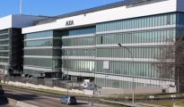 Sede de la compañía Axa en Madrid.