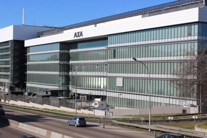 Axa vida y pensiones traslada su sede social de barcelona for Oficinas de axa