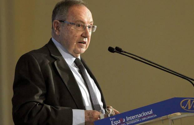 Josep Luis Bonet, presidente de la Cámara de Comercio de España y presidente de Freixenet (Heraldo.es)