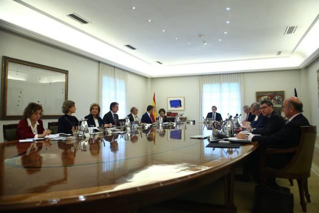 Reunión extraordinaria del Consejo de Ministros.@marianorajoy