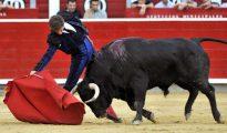 El Juli, el pasado septiembre en Albacete