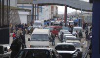 En el paso fronterizo de Beni-Enzar es donde se han producido principalmente las protestas.